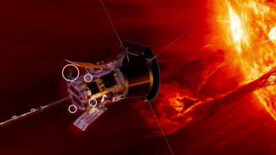 NASAの挑戦!太陽に突っ込む探査機「パーカー・ソーラー・プローブ」
