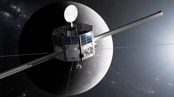 水星探査計画ベピ・コロンボとは?その目的や探査機「みお」にせまる