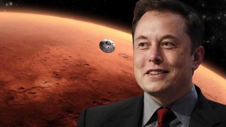 イーロン・マスクが進める火星移住計画!実現は2022年⁉ワクワクの未来はもうすぐそこ!