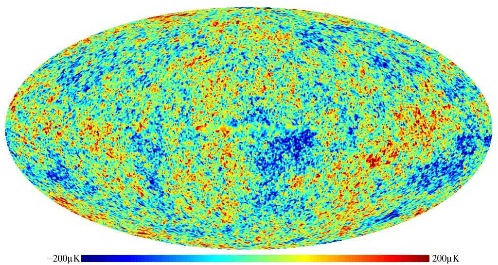 Risultati immagini per cosmic microwave background radiation