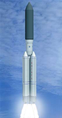 Angara A5 (http://space.skyrocket.de)