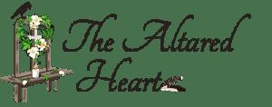 The Altared Heart logo