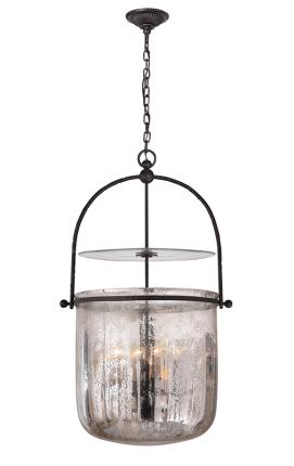 mercury-glass-lantern-pendant