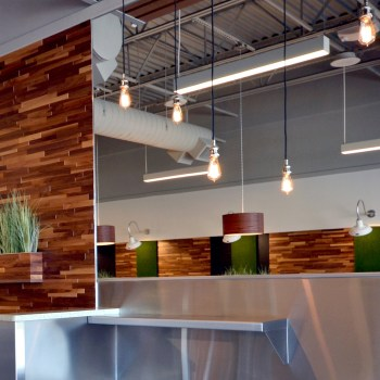 space as art commercial and hospitality interior designer in