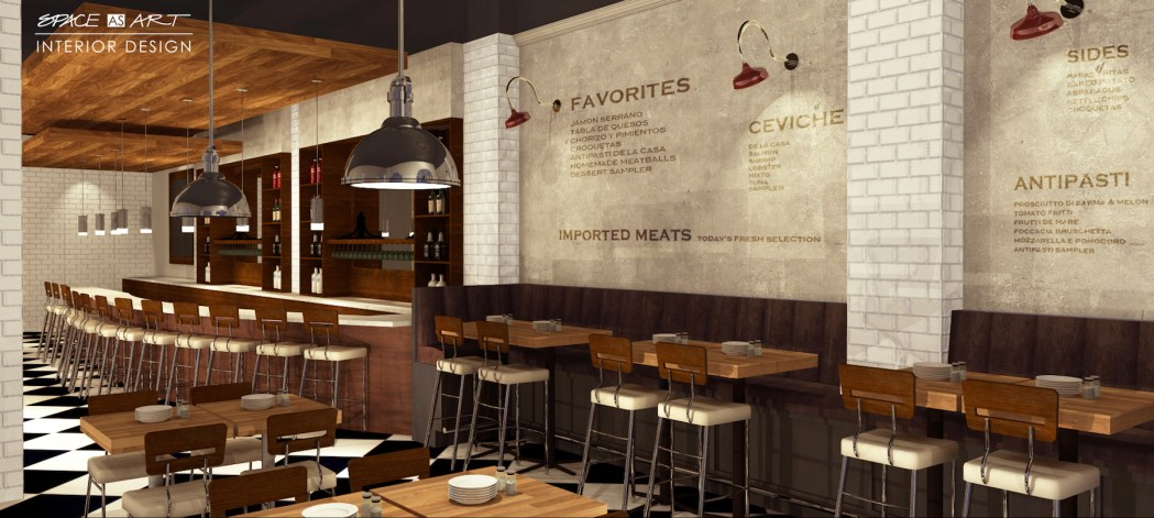 Restaurant Designers In Sarasota And Tampa Bay Space As Art