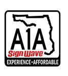 A1A Sign Wave