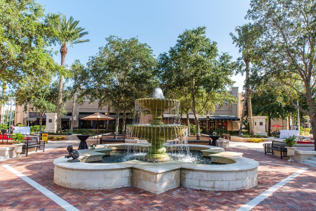 The Avenue® Viera Fountain