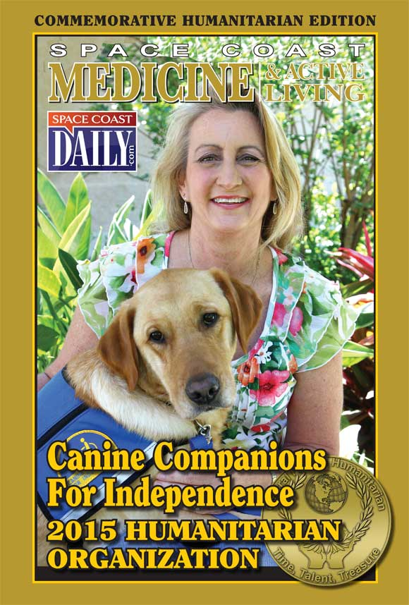 VIDEO Canine Companions For Independence Suppoted By Devoted Volunteers