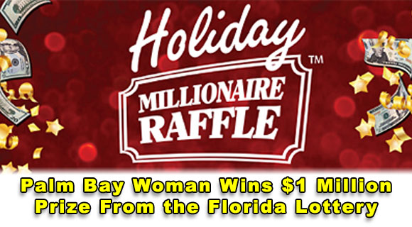 Palm Bay Women Wins $1 Million From The Florida Lottery