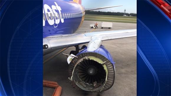 VIDEO Orlando Bound Flight Makes Emergency Landing In Pensacola Due To Mechanical Problem
