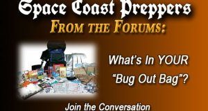 "What's in your ""Bug Out Bag?"""