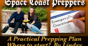 A Practical Prepping Plan - Where to start? - Space Coast Preppers.com
