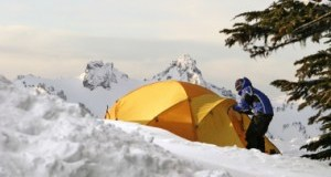 Winter Camping (and other signs of insanity)