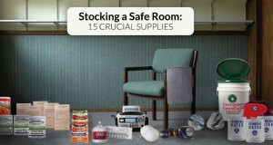 Stocking a Safe Room: Crucial Supplies to Have on Hand