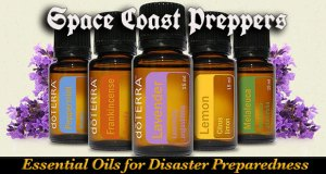 Essential Oils for Disaster Preparedness
