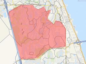 Suntree Select Map