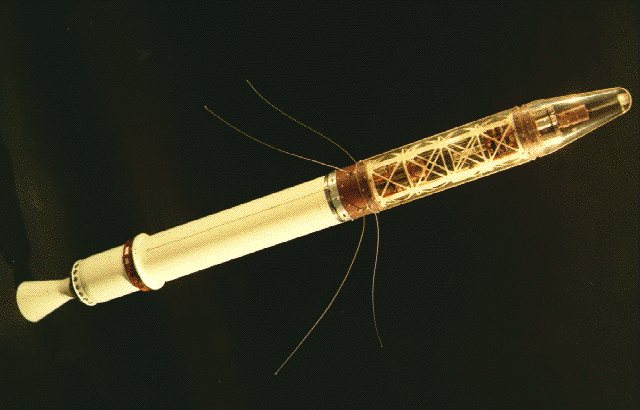 Figure 2 - Le satellite américain Explorer 1