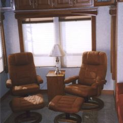 Green Chair 2005 Trailer Portable High Cloth Travel Trailers Spacecraft Mfg Living Space