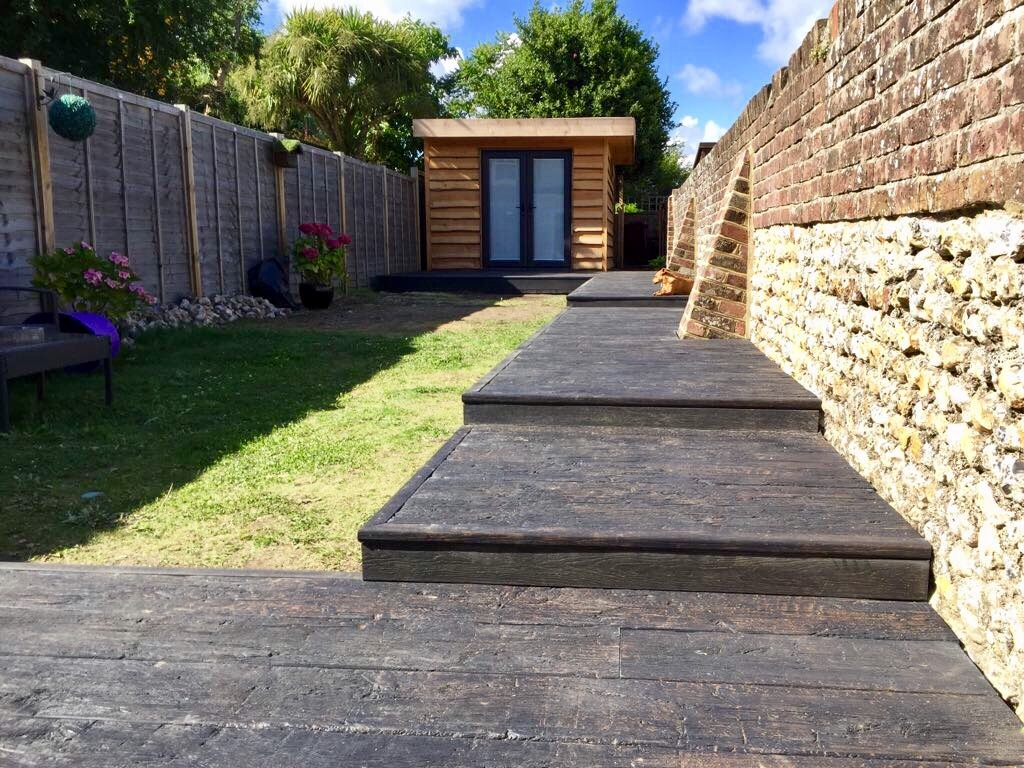 Decking - complete