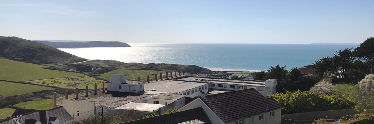 Keeping a House Renovation Project Moving in Woolacombe, Devon