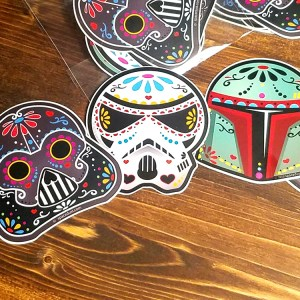 Star Wars Sticker Packs