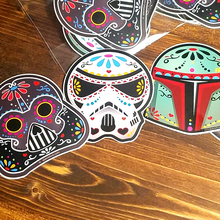 Star Wars Sticker Packs