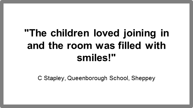 Review of Kids in Space by Queeenborough school, Sheppey