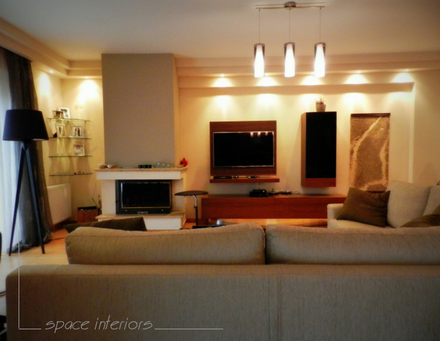 Kifisia living-room