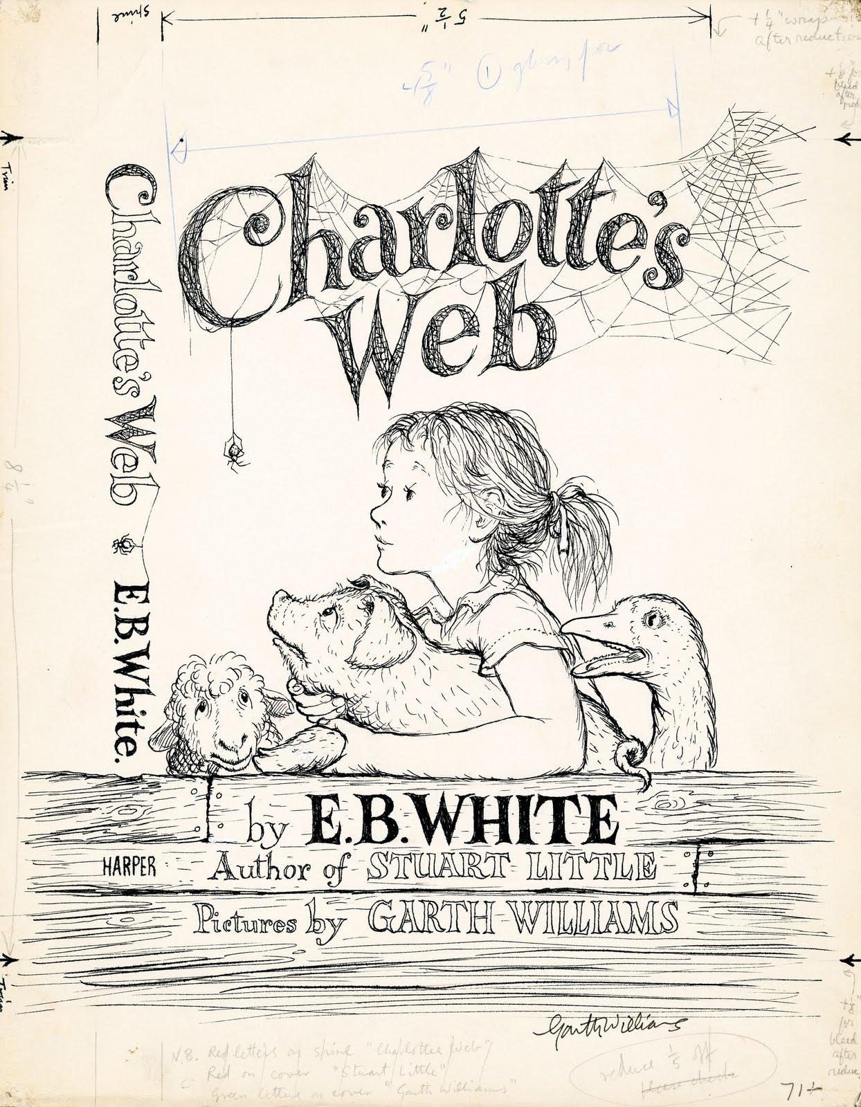 Charlotte S Web Garth Williams