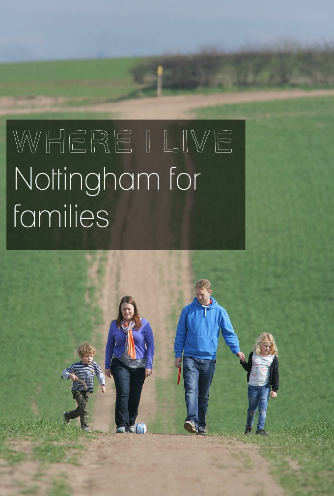 Things to do for families in Nottingam