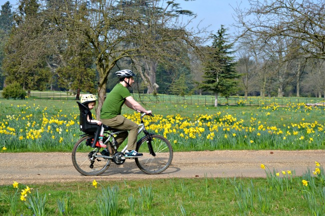 Spring at The Ickworth