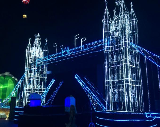 Illuminasia at Blackpool