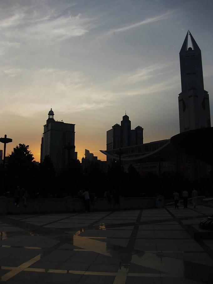 Shanghai skyline_1