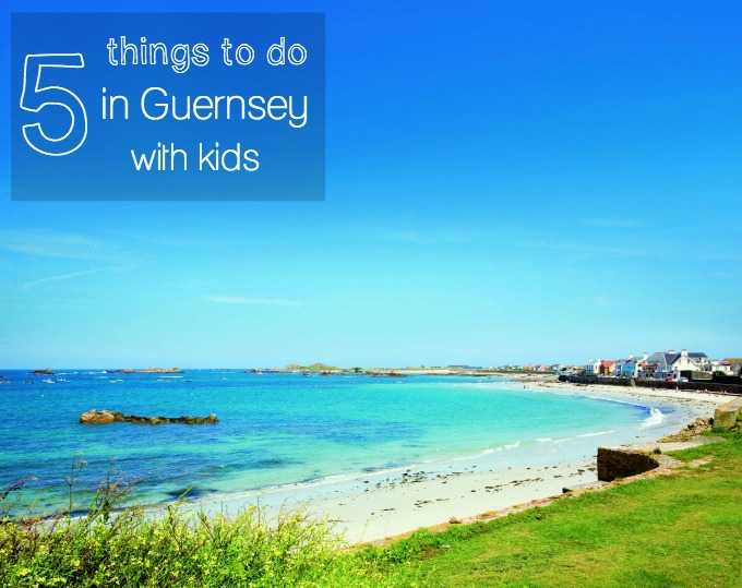 5 Things to do in Guernsey with kids