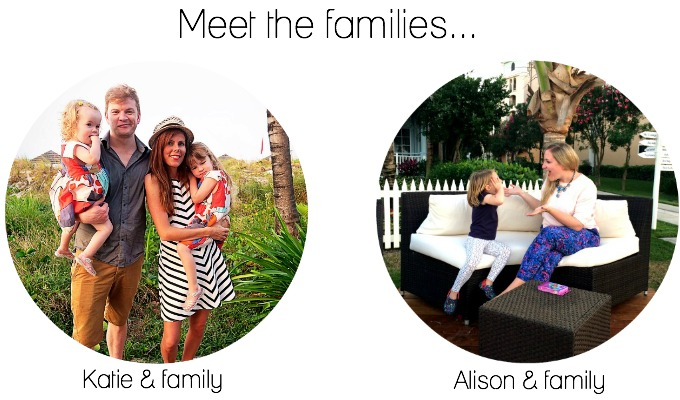meet the families