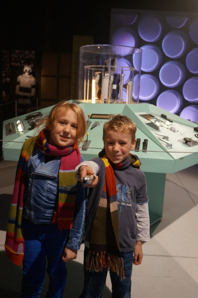 THe Dr Who Experience Cardiff Bay