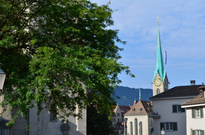 5 THINGS TO DO IN ZURICH WITH KIDS