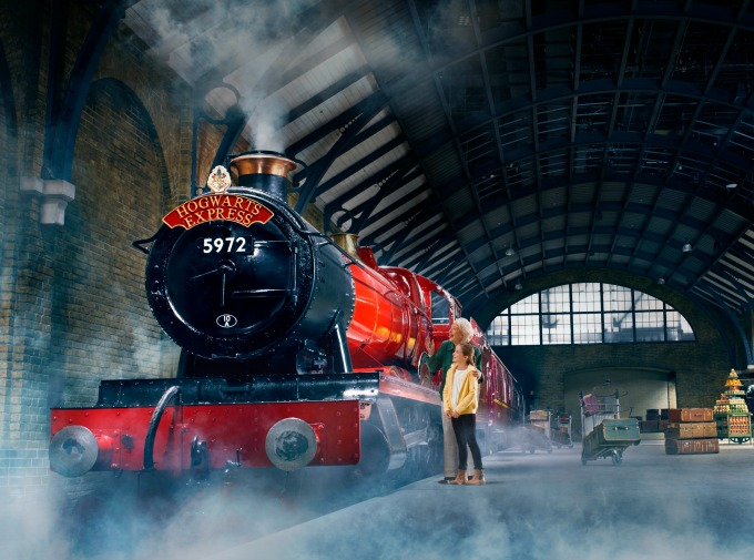 The Harry Potter studio tour now lets you board the Hogwarts Express! For this, and lots more reasons to love the tour, read the blog.