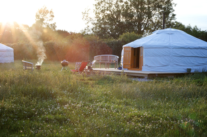 Somerset Yurts - the perfect glamp-5
