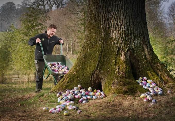 National Trust Easter Egg Hunt 2
