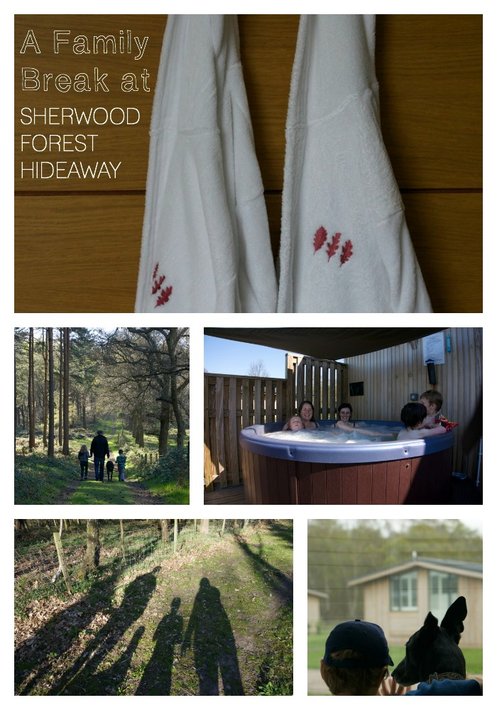 Sherwood Hideaway - A Family break in Sherwood Forest Nottingham