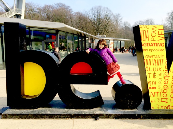 Things to do in Brussels with kids