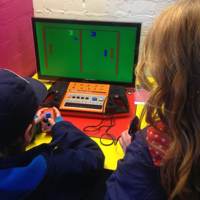 photos Georges Fish and Chip kitchen and National video game arcade Nottingham - 23