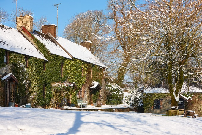 UK Cottages Perfect For A Family Break