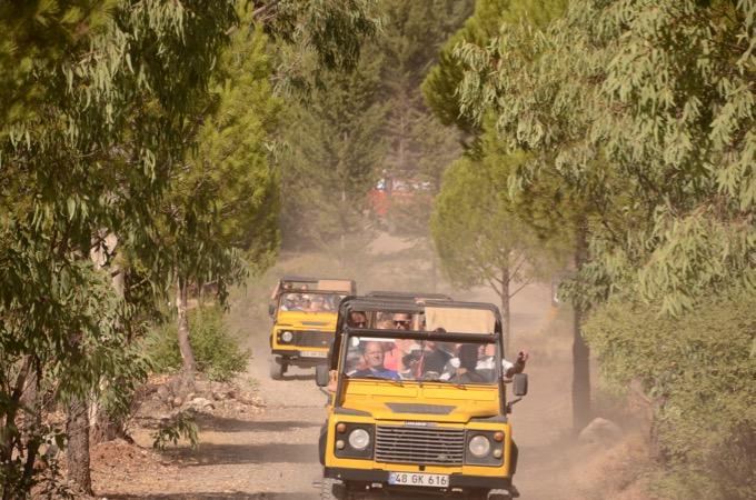 Jeep Safari from Sensatori Fethiye