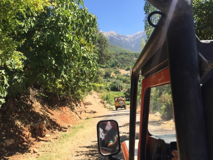 Sensatori Fethiye: A Turkish Jeep Safari