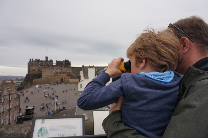 3 Day Edinburgh Family City Break Itinerary