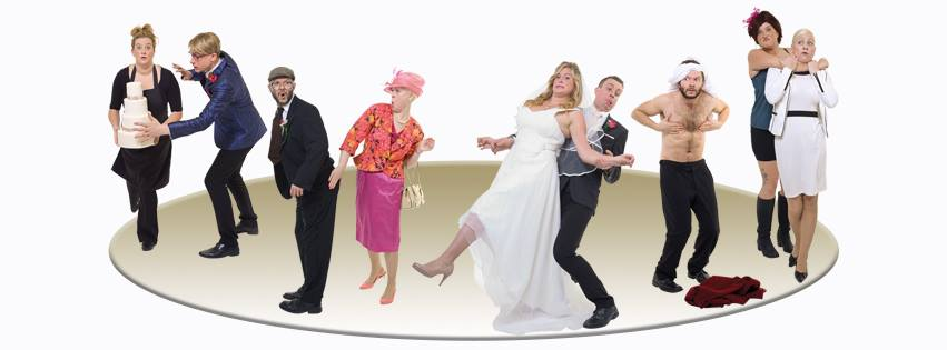 Theatre: a hilarious Wedding Reception