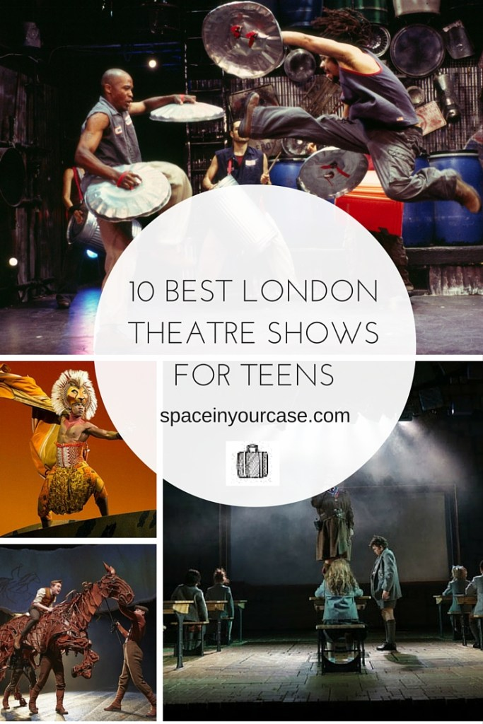10 of the best London theatre shows for teens and tweens