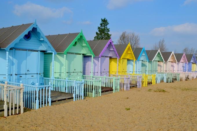 Hire A Beach Hut Mersea Island Essex